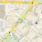 Mapa sídlo firmy